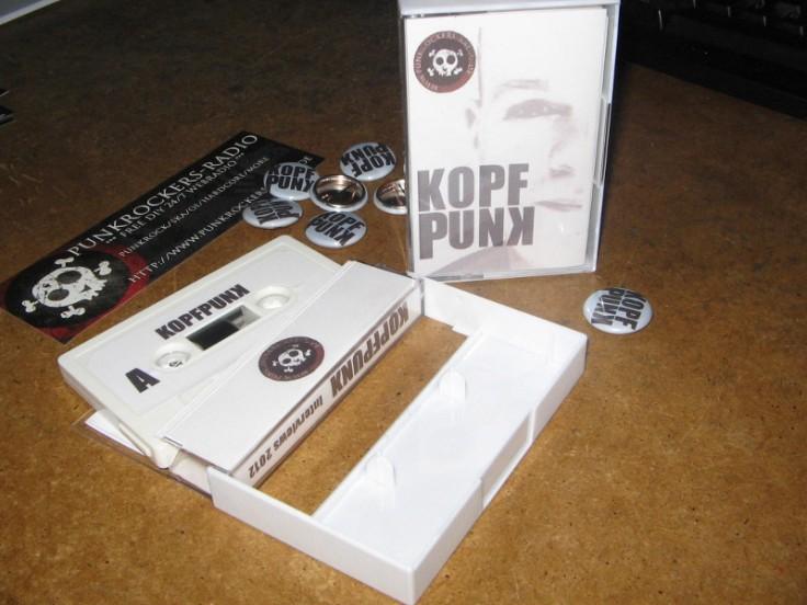 KOPFPUNK Interviews 2012 Tape 1