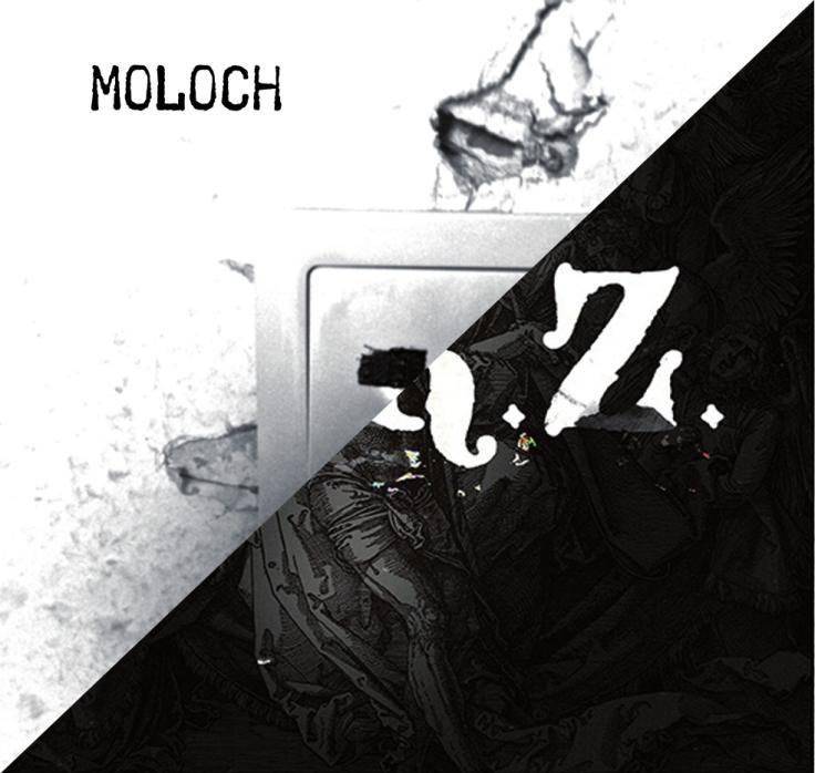 Moloch 2015 H.K.Z - Split