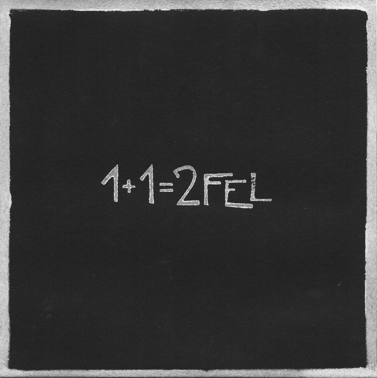 2016-05-01 PADDELNOHNEKANU - 1+1 gleich2fel (EP)