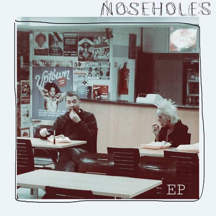 Noseholes 2017 Noseholes EP