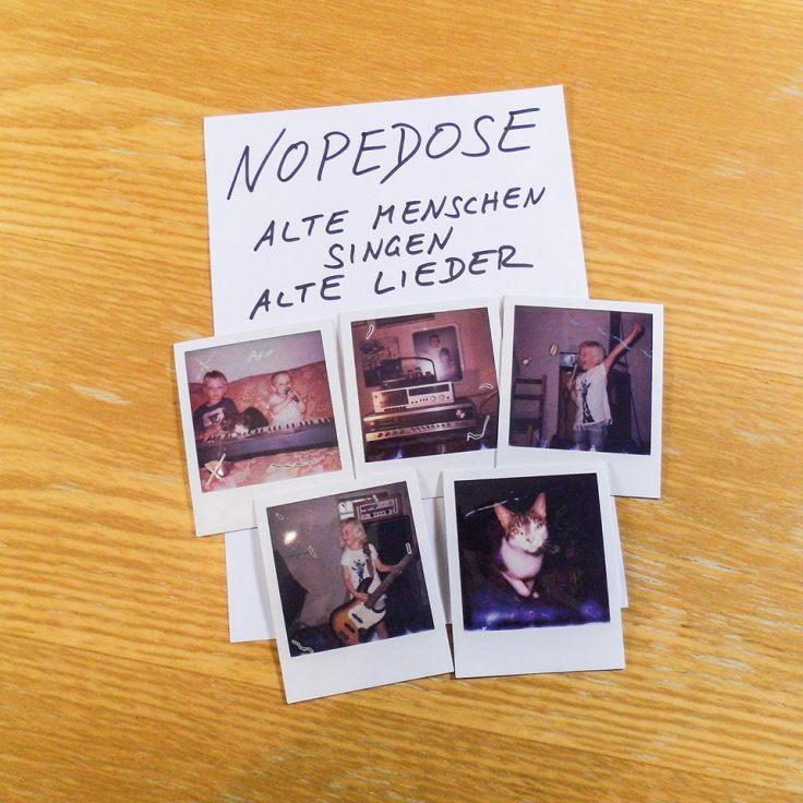 Nopedose 2016 Alte Menschen singen alte Lieder